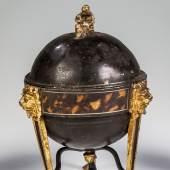 914 - DECKELDOSE Braunschweig, um 1830 Katalogpreis: 500 - 600 €