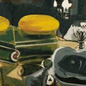 Georges Braque BALANCE ET POISSON Estimate  400,000 — 600,000  USD