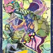 118000945 FRANK STELLA Nemrik, 1999. Farblithografie Startpreis: € 1 (Gebotspreis inkl. Aufgeld und Ust.)