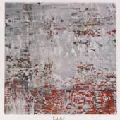 119000541 GERHARD RICHTER Cage 4 Abstract Painting, 2011. Offset Schätzpreis: € 30.000 - 40.000