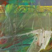 138 GERHARD RICHTER Abstraktes Bild, 1986. Öl auf Leinwand Schätzpreis: € 600.000 - 800.000