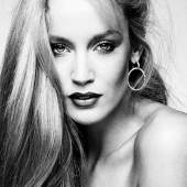 Greg Gorman Jerry Hall Los Angeles, 1978 © Greg Gorman courtesy IMMAGIS Galerie