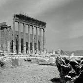 Palmyra Baaltempel 1960 Courtesy und © Estate Yvonne v.