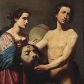 Lorenzo Lippi, Der Triumph Davids, erzielter Preis € 869.800 Fotonachweis: Dorotheum
