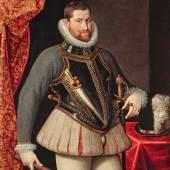 Martino Rota, Kaiser Rudolf II, erzielter Preis € 260.300