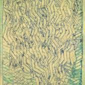 Max Ernst (1891 - 1976) Les jeunes et les jeux twistent, Öl/Leinwand, 1964, erzielter Preis € 605.300 Fotonachweis: Dorotheum