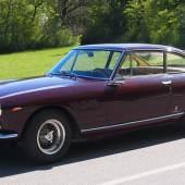 Ferrari 330 GT 2+2, Serie I, 1964, erzielter Preis € 76.160. Fotonachweis: Dorotheum