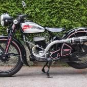 Nr. 326, 1938 Puch 350 GS, Schätzwert € 9.000 - 14.000, Fotonachweis: Dorotheum