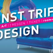 Lifestyle trifft auf zeitgenössische Kunst Messen room+style und NEUE ArT vom 4. bis 6. Januar 2019