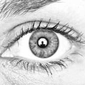 Eye, 2014, Foto 45 x 54 cm Courtesy the artist (c) Fiete Stolte