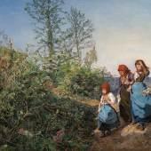 Ferdinand Georg Waldmüller (1739 - 1865) Kirchgang im Frühling, 1836, Auktion 16. April 2013, Schätzwert auf Anfrage Fotonachweis: Dorotheum