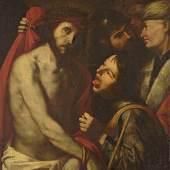 Jusepe de Ribera (1591-1652) Die Verhöhnung Christi, Auktion 17. April 2013, Schätzwert € 300.000 - 500.000 Fotonachweis: Dorotheum
