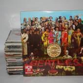 17. April 2013: Dorotheum versteigert 3800 Stück Schallplatten - LPs und Singles