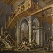 Alessandro Magnasco (1667 - 1749) Josef als Traumdeuter, Auktion 17. April 2013, Schätzwert € 200.000 - 300.000 Fotonachweis: Dorotheum
