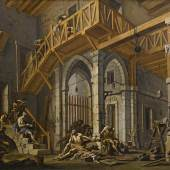 Alessandro Magnasco (1667 - 1749) Josef als Traumdeuter, erzielter Preis € 253.330 Fotonachweis: Dorotheum