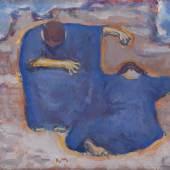 Koloman Moser (1868-1918) Trauernde Frauen, um 1913, Auktion 15. Mai 2013, Schätzwert € 32.000 - 43.000