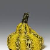 Yayoi Kusama (geb. 1929) Pumpkin, 1981, Auktion 16. Mai 2013, Schätzwert € 70.000 - 100.000