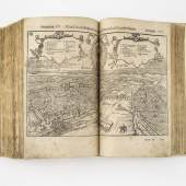 Los 1327 Sebastian Münster: Cosmographey, Limit 2.500 €