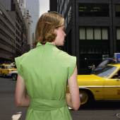 Joel Sternfeld New York City (#1), 1976 © Courtesy of the artist and Luhring Augustine, New York, 2012