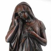 Heinrich Pohlmann: Sehr große Frauenfigur (Detail)