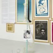 MAK-Ausstellungsansicht, 2013, Ausstellungsreihe SICHTWECHSEL #4  VERENA DENGLER Anna O. lernt denglisch in den Energieferien MAK-Galerie © MAK/Katrin Wißkirchen