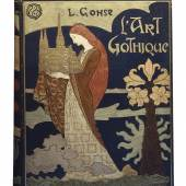 L'art gothique von Louis Gonse  Eugène Grasset René Wiener