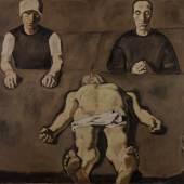 *       Albin Egger-Lienz, Pietà, 1926 © Leopold Museum, Wien, Inv. 4126