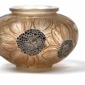"139-086589/0023 Vase ""Meduse"", René Lalique, Wingen-sur-Moder, Entwurf 1921, Schätzwert € 1.600 – 2.000"