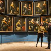 Exhibition: In and Out of Storage: Mauritshuis, The Hague Photographer: Ivo Hoekstra