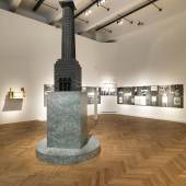 MAK-Ausstellungsansicht, 2014  HOLLEIN MAK-Ausstellungshalle © Peter Kainz/MAK