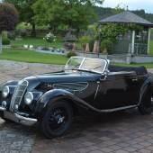 Kat Nr. 315 1939 BMW 327/328 Cabriolet erzielter Preis € 236.500