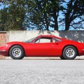 Kat Nr. 333 1972 DINO 246 GT, Ex Harald Ertl Schätzwert € 260.000 - 320.000