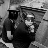 Lee Miller Fire Masks, London, England, 1941 © Lee Miller Archives, England 2014. All rights reserved.