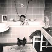 Lee Miller with David E. Scherman Lee Miller in Hitler´s bath, 1945 © Lee Miller Archives, England. All rights reserved