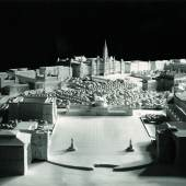 Hanns Dustmann, Neugestaltung des Heldenplatzes und des Rathausvorplatzes, Wien, 1942 Copyright: Architekturzentrum Wien, Sammlung Archivname: 1419260031.jpg