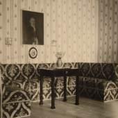 Speisezimmer Brtnice  nach 1907 Foto: unbekannt © Nationales Denkmalamt – Gebietsfachabteilung Brünn