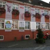 """""""Stadtgalerie"""" - Außenansicht Haus Löwenberg"""