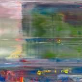 Gerhard Richter Abstraktes Bild, 2001 Albertina, Wien - Dauerleihgabe aus österreichischem Privatbesitz © Bildrecht, Wien, 2016