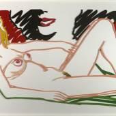 Tom Wesselmann Rosemary reclining by Liz, 1989-1991 Albertina, Wien - Sammlung Batliner © Bildrecht, Wien, 2016