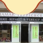 Aussenansicht der Siamak Teppichcenter (c) siamak-teppichcenter.com