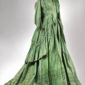 4-teiliges Nachmittagskleid, Wien um 1890 Rufpreis € 400