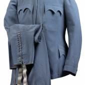 Komplette Felduniform für Offiziere M.1908 für einen Major der Infanterie, Rufpreis € 800