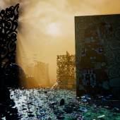 Frederick Baker, Still aus dem Director's Cut zu KLIMT'S MAGIC GARDEN: A Virtual Reality Experience by Frederick Baker, 2018 © Frederick Baker