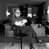 Porträt Gustav Peichl, 2017 © Paul Schirnhofer