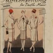 Modenzeitung, Heft 50, 1927, MHK