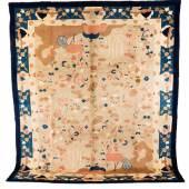 Klassische Peking-Teppiche aus China (Lot 1595, Limitpreis: 5000€)