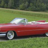 Lot 440 1959 Cadillac Series 62 Deville Convertible  Schätzwert € 85.000-125.0
