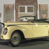 Lot 448 1953 Mercedes-Benz 300 S Cabriolet  Schätzwert € 550.000-700.000