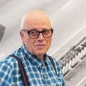 Porträt Thomas Bayrle, MAK-Schausammlung Gegenwartskunst © MAK/Mona Heiß