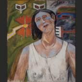 Russische Avantgarde aus der Sammlung Tsarenkov Die Dauerleihgabe im Kunstmuseum Liechtenstein